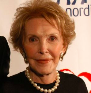 Former First Lady Nancy Reagan, Dead at 94